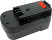 Lenmar - Battery for Select Black & Decker Power Tools - Black