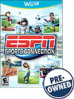 ESPN Sports Connection - PRE-OWNED - Nintendo Wii U