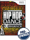 The Hip Hop Dance Experience - PRE-OWNED - Nintendo Wii