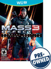 Mass Effect 3: Special Edition - PRE-OWNED - Nintendo Wii U