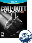 Call of Duty: Black Ops II - PRE-OWNED - Nintendo Wii U