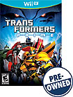 TRANSFORMERS PRIME - PRE-OWNED - Nintendo Wii U