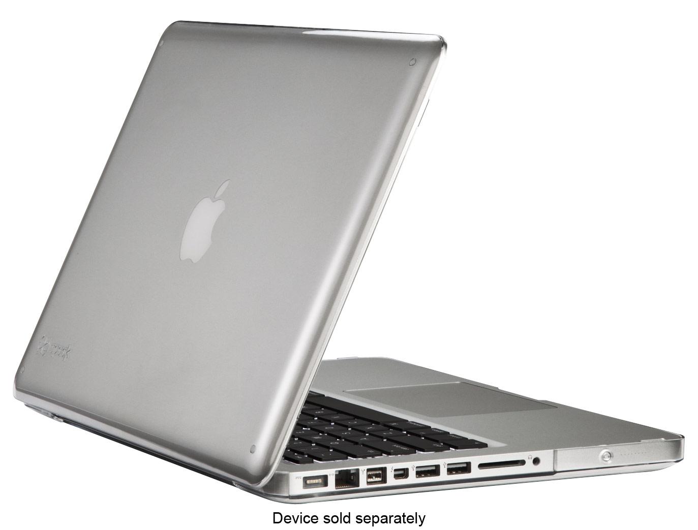 Speck - SeeThru Case for 13 Apple® MacBook® Pro - Clear