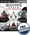 Assassin's Creed: Ezio Trilogy - PRE-OWNED - PlayStation 3