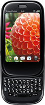 Palm - Pre 2 CDMA Verizon No Contract Mobile Phone - Black