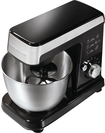 Hamilton Beach - Tilt-Head Stand Mixer - Black/Silver
