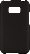Rocketfish - Hard Shell Case for LG Optimus Elite Mobile Phones - Black