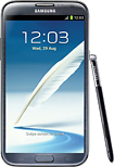 Samsung - Galaxy Note II N7100 Mobile Phone (Unlocked) - Gray
