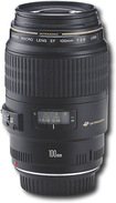 Buy Cameras - Canon 100mm f/2.8 Macro Lens for Select Canon SLR Cameras