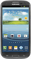 Samsung - Galaxy S III 4G with 16GB Memory Mobile Phone - Titanium Gray (T-Mobile)