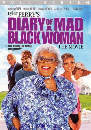 Tyler Perry's Diary of a Mad Black Woman (DVD)