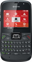 PayLo by Virgin Mobile - Kyocera Brio No-Contract Mobile Phone - Black