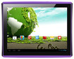 Le Pan - S 97 inch Tablet with 4GB Memory - Purple