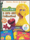 Buy Games - Sesame Street: Stories, Games & Songs DVD Gift Collection [3 Discs] -