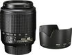 Nikon - AF-S DX Zoom-Nikkor 55-200mm f/4-5.6G ED Lens for Select Nikon DSLR Cameras