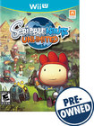 Scribblenauts Unlimited - PRE-OWNED - Nintendo Wii U