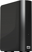 WD - My Book 3TB External USB 30/20 Hard Drive - Charcoal Black