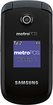MetroPCS - Samsung Contour 2 No-Contract Mobile Phone - Black