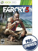Far Cry 3 - PRE-OWNED - Xbox 360