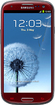 Samsung - Galaxy S III Mobile Phone (Unlocked) - Red