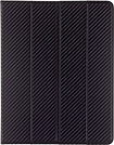 M-Edge Accessories - Case for Apple iPad 2, iPad 3rd Generation and iPad with Retina - Carbon Fiber Black