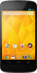 LG - Google Nexus 4 E960 4G Mobile Phone - Black (T-Mobile)