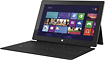 Microsoft - Surface with Windows RT with 64GB Memory & Black Touch Cover