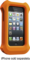 LifeProof - LifeJacket for Apple iPhone 5 - Orange