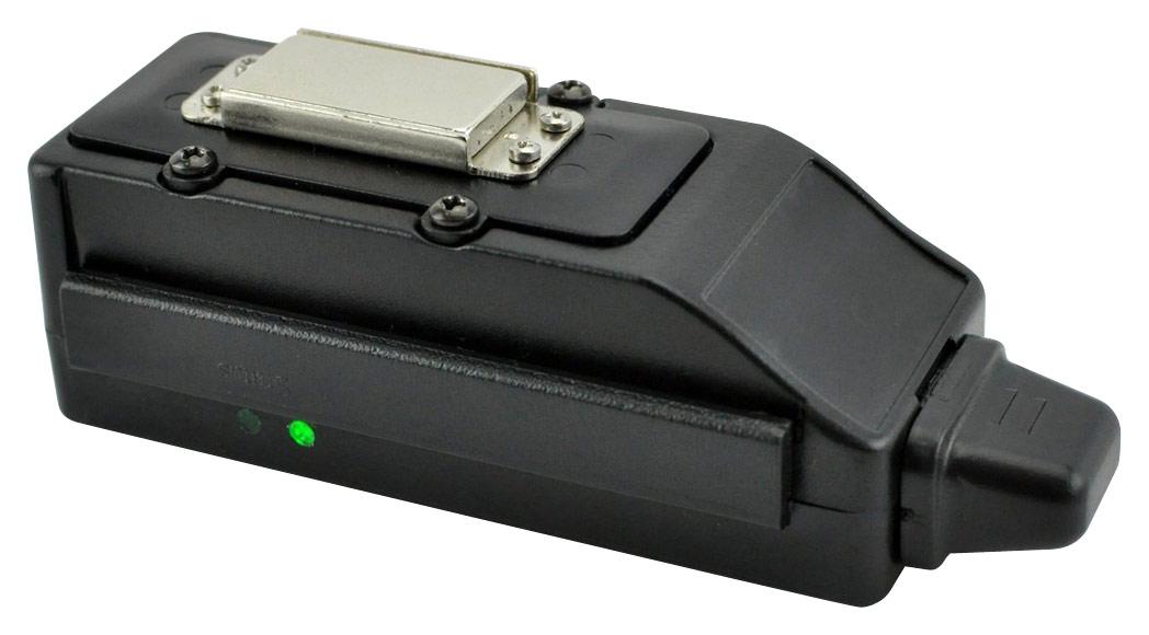 LandAirSea - 2 GPS Tracking Key - Black