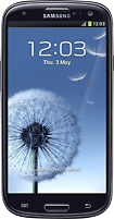 Samsung - Galaxy S III Mobile Phone (Unlocked) - Black