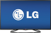 "LG - 55"" Class (54-5/8"" Diag.) - LED - 1080p - 120Hz - Smart - 3D - HDTV"