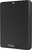 Toshiba - Canvio Special Edition 2TB External USB 30/20 Portable Hard Drive - Black