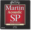 Martin - SP 3100 Light-Gauge Bronze Acoustic Guitar Strings