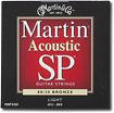 Martin - SP 3100 Light-Gauge Bronze Acoustic Guitar Strings