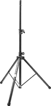 Buy Speakers - On Stage Stands Speaker Stand for Most Midsize Speakers - Black