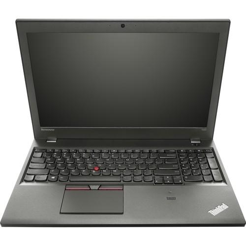 Lenovo - ThinkPad 15.6 Laptop - Intel Core i5 - 4GB Memory - 500GB+16GB Hybrid Hard Drive - Black
