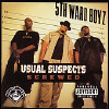 Usual Suspects [Chopped & Screwed] [PA] - CD
