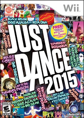 Just Dance 2015 - Nintendo Wii