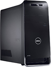 Dell - XPS Desktop - 8GB Memory - 1TB Hard Drive