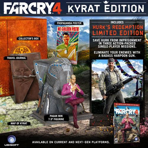 Far Cry 4: Kyrat Edition - PlayStation 3