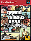 Grand Theft Auto: San Andreas Greatest Hits - PlayStation 2