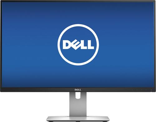 Dell - UltraSharp U2715H 27 IPS LED HD Monitor - Black