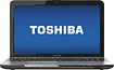 "Toshiba - Satellite 15.6"" Laptop - 6GB Memory - 640GB Hard Drive - Mercury Silver"