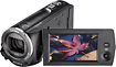 Sony - HDR-CX230 8GB HD Flash Memory Camcorder - Black
