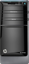 HP - Refurbished Pavilion Desktop - 8GB Memory - 15TB Hard Drive