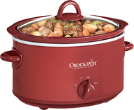 BestBuy - Crock-Pot 4-Quart Oval Slow Cooker - $24.99