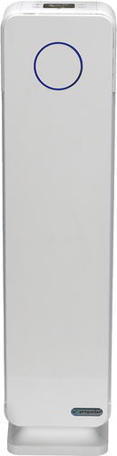 GermGuardian - Elite HEPA Tower Plus Air Purifier - White