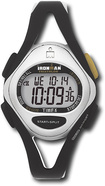 Timex - Ironman Triathlon Sports Watch - Silver/Black
