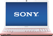 "Sony - VAIO E Series 15.5"" Laptop - 6GB Memory - 750GB Hard Drive - Seashell Pink"