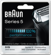 Braun - Replacement Foil/Cutter for Select Braun Shavers
